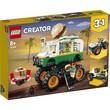 Lego Creator Monster Burger Truck 499Pcs/Pzs (8+Age/Edages) 31104