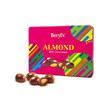 BERYL'S MILK CHOCOLATE ALMOND 300G