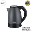 Wonder Home Signature Everest Stainless Steel 1.8 Liter Electric Kettle (Gray)