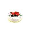 MILD ROSE CHEESE CAKE (2kg)