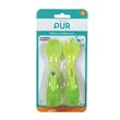 Pur Walrus Cutlery Set (5504) (Assorted Color: Green/Orange)