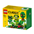 Lego Classic Creative Green Bricks No.11007