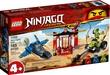 Lego The Ninjago Storm Fighter Battle 165Pcs/Pzs (4+Age/Edages) 71703