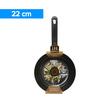 Lock&Lock Hard&Light Fry Pan 22Cm Lhb2223Ih