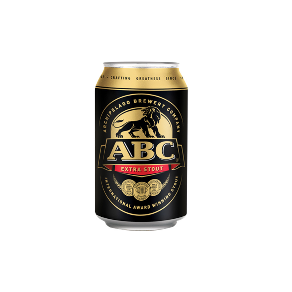 ABC Beer 330 ML (Can)