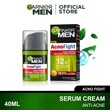 Garnier Men Acno Fight Whitening Serum Cream 40Ml