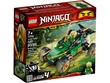 Lego Ninjago Jungle Raider 127Pcs/Pzs (7+Age/Edages) 71700