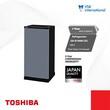 Toshiba One Door Refrigerator 181.6L