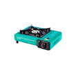 Wonder Home Dual Fuel Portable Stove WH-GS-782 Green