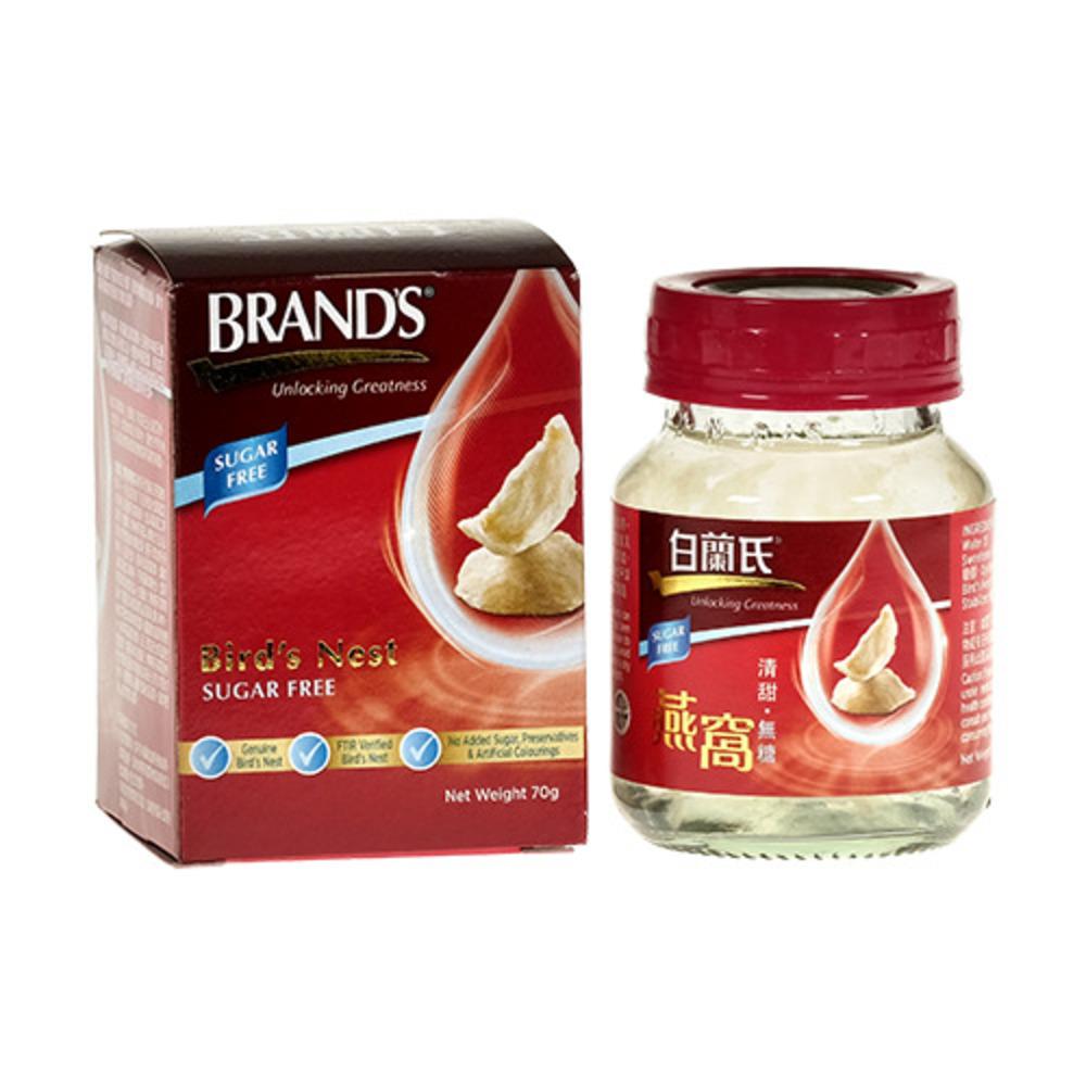 Brand`S Bird`S Nest W/Collagen Sugar Free 42Ml