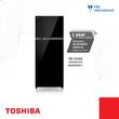 Toshiba Two Door Refrigerator 410L (Inventer)