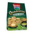 LOACKER QUADRATINI WAFER MATCHA GREEN TEA 220G