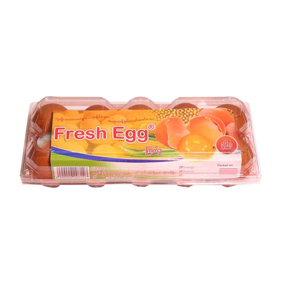 Fresh Egg Chicken Egg 10`S (L)