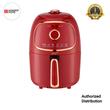 Wonder Home Healthy Retro Air Fryer (Red)
