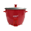 Wonder Home 1.8L Rice Cooker Limited Edition Red