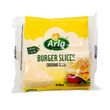 Arla Burger Cheese Slices Cheddar Taste 10 Pieces (200 Grams)