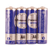 Panasonic Hyper Battery AA R6UT 4 Pcs