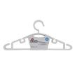 City Value Cloth Hanger 5S 41X 18CM White B20141
