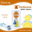 Follow Me Anti-Bacte Nature Fresh Body Wash 1000Ml