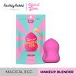 Hearty Heart Makeup Sponge Supersoft Magic Egg 6G