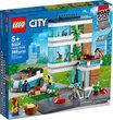Lego City Community Modern Family House 388Pcs/Pzs (5+Age/Edages) 60291