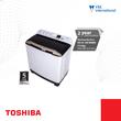 Toshiba Twin Tub Washing Machine 13Kg