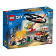 Lego City Flying Fire Helicopter Response No.60248