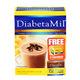 Diabeta Mil Milk Powder Choco 6 Pieces (187.5 Grams)