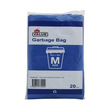 City Value Garbage Bag 22 X 30 Inches (20 pcs) Blue