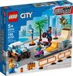 Lego City Community Skate Park 195Pcs/Pzs (5+Age/Edages) 60290