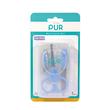 Pur Manicure Set (6508)(Assorted Color:Green/White/Orange )