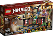 Lego Ninjago Tournament Of Elements 283Pcs/Pzs (6+Age/Edages) 71735