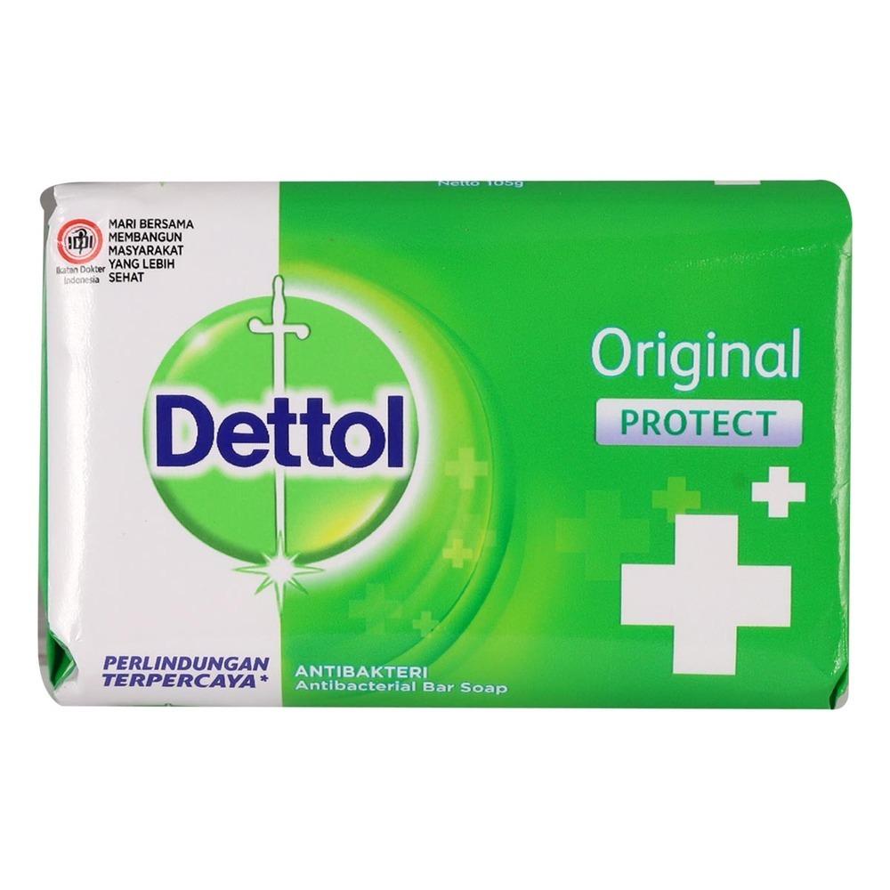 Dettol Bar Soap Anti-Bacterical Original 105G