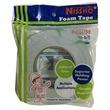 Nissho Double Side Foam Tape 23MM X 7M