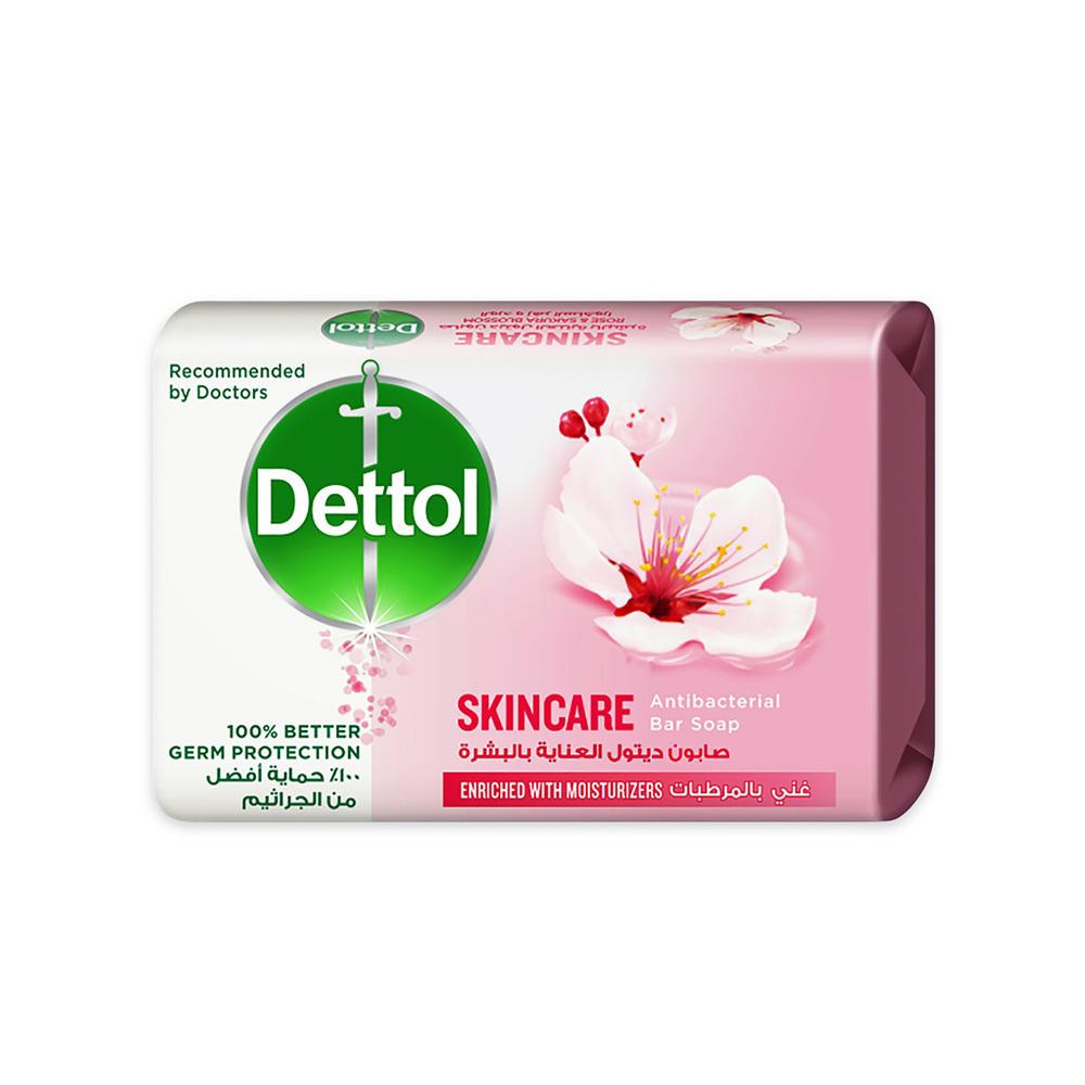 Dettol Bar Soap Skincare 105G