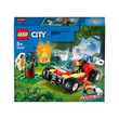 Lego City Fire Forest No.60247
