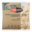 FARM FRITES CHUNKY TRIAN HASHBROWNS 1KG