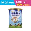 Humana Gold Follow On Step-3 800 Grams (10 Month-2 Years)