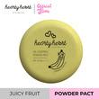 Hearty Heart Juicy Fruits Powder Pact 4.5 Grams 1-Banana