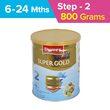 Dumex Super Gold Dupro Step-2 (6-24 Month) (800 Grams)