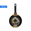 Lock & Lock Hard & Light Fry Pan LHB2243 (24 CM)
