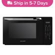 Sharp Digital Microwave Oven 25L R-752Pbk(Grill)