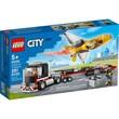 Lego City Great Vehicles Airshow Jet Transporter 281Pcs/Pzs (5+Age/Edages) 60289