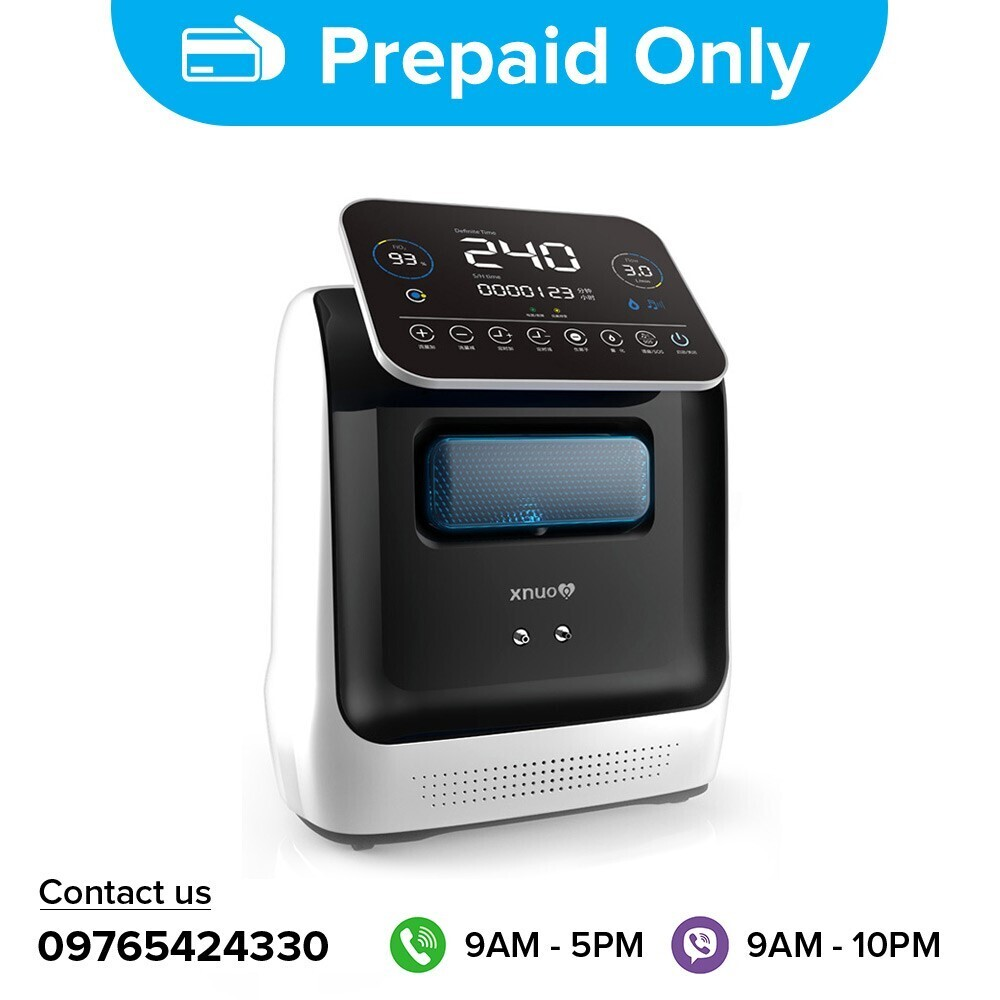 Xnuo M9 Oxygen Concentrator 10 liter/min (Prepaid Only)