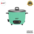 Wonder Home 1.8 Liter Automatic Rice Cooker (Green)