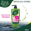 Follow Me Green Tea Shampoo Soft&Smooth 650Ml
