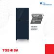 Toshiba Two Door Refrigerator 230L (Inventer)